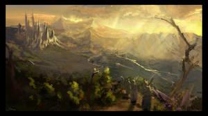 SDJ - Forbidden City by Robjenx