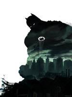 The Dark Knight Returns by Robjenx