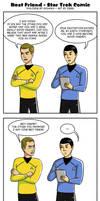 Star Trek - Best Friend by Irrel