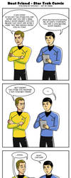 Star Trek - Best Friend by Irrel