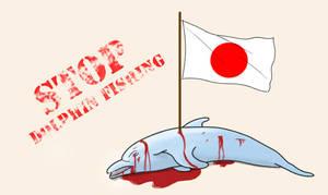 Japanese Dolphin Hunting by Marahuta