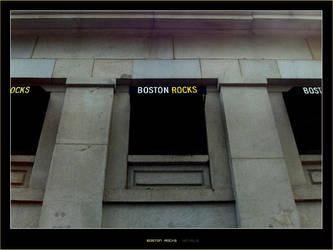 Boston Rocks by Heymilie