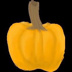 A Nice Pumpkin by FadingRiver