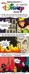 Disney Meme feat. Frollo :D by ladykathy