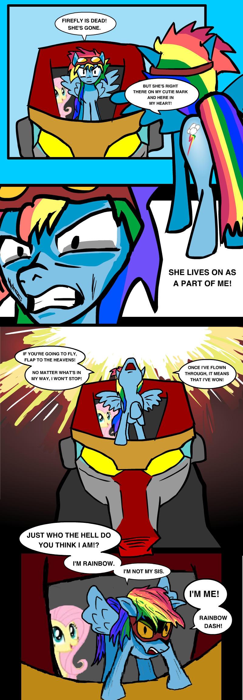 Row Row Fight da Pony by TX2