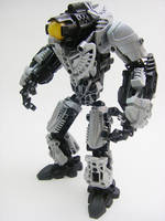 Bionicle MOC: Midak Golem V2 by LordObliviontheGreat
