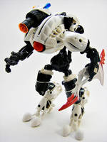 Bionicle MOC: Aperture Testing Assistant by LordObliviontheGreat