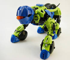 Bionicle MOC: Zerox by LordObliviontheGreat
