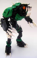 Bionicle MOC: Beast of Terror by LordObliviontheGreat