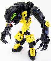 Bionicle MOC: Monstrosity! by LordObliviontheGreat