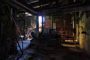 5823, old AMCOR papermill. by thespook