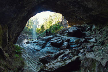 4735, Trentham Falls. by thespook