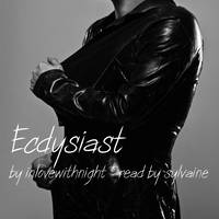Ecdysiast Cover Version 2 by thriceandonce