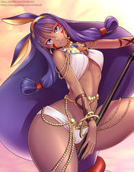 FGO: Nitocris by DrAltruist