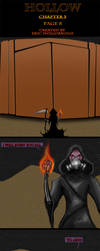 Hollow Chapter 3 -Page 8- Revenge by EricHollobaughArt