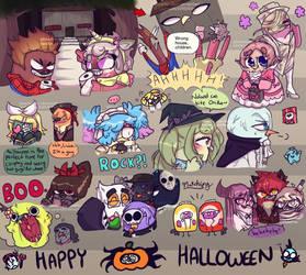 Happy Halloween! by ABSWillowFan