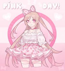 Pink Day! Momoko by ABSWillowFan