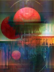 Ecliptical Orbitation 19.7 by Senecal