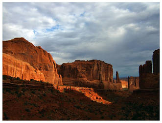Arches National Park I by Rainfeather