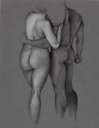 Lovers. by criminallyxvulgar