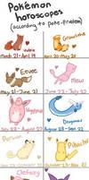 Horoscope by SawiTablo