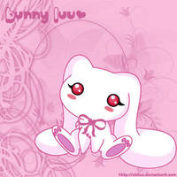 Bunny Luv by chii00