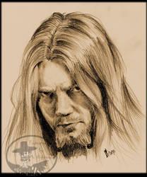 Marco Hietala portrait by Infernal-Feline