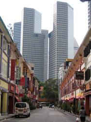Singapore Contrast by Patrickske