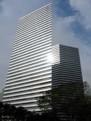 'Thin' building by Patrickske