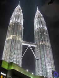 Petronas Twin Towers - 1 by Patrickske