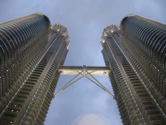 Petronas Twin Towers - 3 by Patrickske