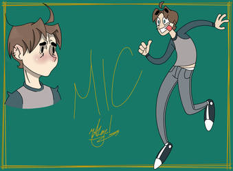 Mick by Angel-Fuentes