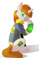 [FoE] // Redraw - LittlePip by SupLoLNope