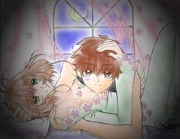 syao saku__night_love by LucyMeryChan