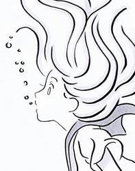 Drowning by GioMetric99