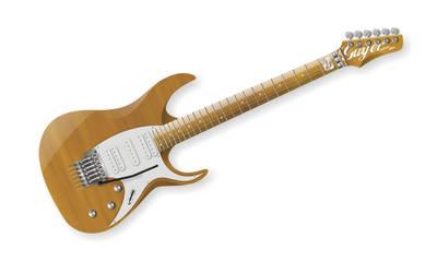 Guyer Guitar by RPGuere