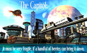 The Hunger Games: The Capitol by kkshockrox0
