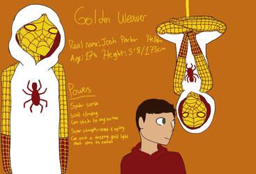 Golden Weaver by AllAboutFnaf