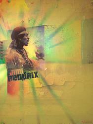 jimi hendrix piece by anthony-g
