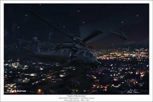 Night of Reckoning 2 by markkarvon