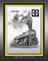 ATSF No. 2903 by markkarvon