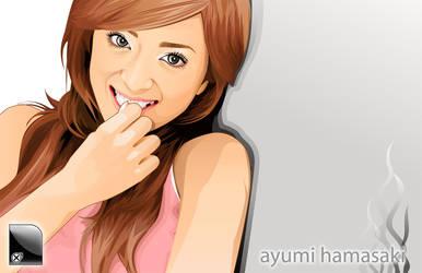 Ayumi Hamasaki by xxxrxxx