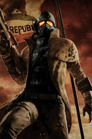 iPhone NCR Ranger Vet 01 by PimplyPete