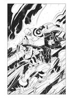 Marvel test II by ElizabethTorque2015