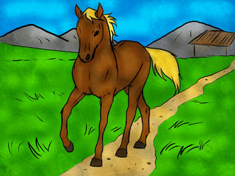Horse by Camil1999
