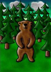 Bear by Camil1999