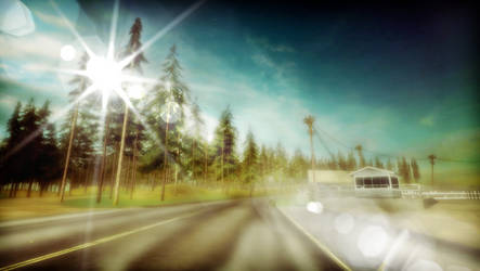 Roadside by Camil1999
