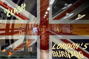 London's burning by Caz747