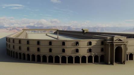 Circus Maximus. by Caz747