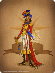 Disney steampunk: Kuzco by MecaniqueFairy